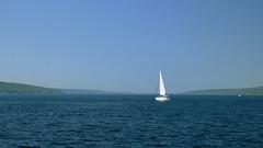 Watkins Glen Harbour (Elena Berd) Tags: lake marina boats boat harbour sail fingerlakes senecalake watkinsglen