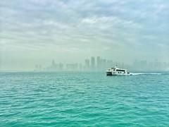 Doha Beach ([(Faisal ALGhazi)]) Tags: beach doha qatar   dohabeach qatarbeach
