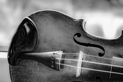 As Time goes by.... (Barb120459) Tags: music violin instrument violine geige