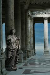 Montecatini Terme (seifert_brita) Tags: statue ruine tuscany toscana toskana terme sulen montecatini