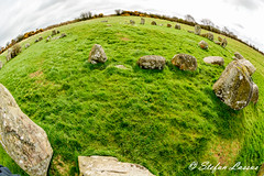 Ballynoe Stone Circle (Salmix_ie) Tags: county ireland cup stone mystery circle interesting ancient nikon worship down special marks holy fairy sacred burial april druid nikkor northern complex offerings 2016 ballynoe bullaun d7100