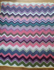 Jennifer Everett (The Crochet Crowd) Tags: game stitch right blanket afghan throw crochetblanket thecrochetcrowd stitchisright