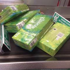 45/365 Kleenex month