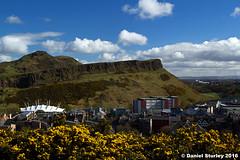 IMG_9445b (Autistic Photographer, Birmingham UK) Tags: from scotland edinburgh looking seat hill over salisbury crags arthurs calton