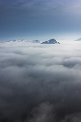 """Pointe d'Andey (Isat"""") Tags: mountain alps nature montagne alpes nuage moutains"""