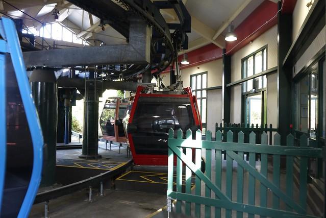 Skyride - Forbidden Valley Station 2016