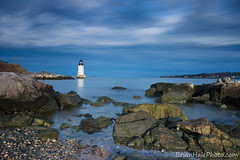 2watermark (Brian M Hale) Tags: ocean longexposure light house canon ma rocks long exposure fort massachusetts brian atlantic filter lee nd salem mass filters hale graduated density pickering neutral lighthosue brianhalephoto