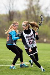Mayla 5/6 Black vs Grand Rapids (kaiakegleysportsmom) Tags: spring minneapolis girlpower lacrosse 56 2016 mayla blackteam vsgrandrapids mayla5662