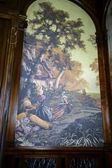 Escenas de los tapices del Palacio de Linares (Casa de Amrica) Tags: madrid espaa frutas sala fontaine comedor 1902 decoracin francs bodegones palaciodelinares latinoamrica casadeamerica casaamerica tapices fbulas iberoamrica casamerica octaviopax