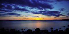 - Before The Morning - (Marten Tuhkur Photography) Tags: sunset clouds finland landscape photography marten lauttasaari longexposer tuhkur