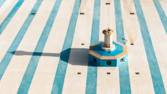 Pool (maxblackphotos) Tags: shadow color pool swim outdoors coast empty plymouth nopeople hoe lowsun converge maxblack