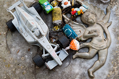 . (Joanna Mrowka) Tags: life cemetery still sicily erice