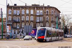 Solaris Tramino S100 #451 (ukasz Janowicz) Tags: tram 451 solaris pozna lijn10 tramwaj s100 linie10 strasenbahn mpkpozna tramino linka10 linia10
