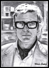 michael caine (chris.fader) Tags: film star michael file actor caine ipcress