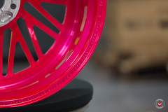 Vossen LC Series- LC-105T - Flamingo Pink - 43443 -  Vossen Wheels 2016 - 1009 (VossenWheels) Tags: lc polished madeinusa flamingopink vossenwheels madeinmiami vossenforged lcseries vossenforgedwheels lc106t lcwheels vossenlcforgedwheels