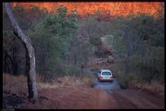 Piste chaotique vers Bungle Bungles (trekmaniac-is-back) Tags: slide 1999 westernaustralia australie diapo