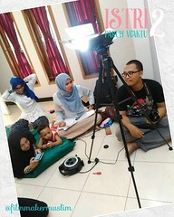 Hari ketiga produksi #IstriParuhWaktu2, kita syuting... (miiirawan) Tags: shortmovie youtube filmindonesia filmpendek uploaded:by=flickstagram daqumovie filmmakermuslim pppadaarulquran istriparuhwaktu2 filminspirasi instagram:photo=11832120914635390681519522149 amrulummami filmreligi