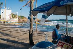 """""""Posto 7"""" Ipanema, Rio de Janeiro (VECTORINO) Tags: brazil people beach colors brasil riodejaneiro weekend tropical vectorino lazarev"""