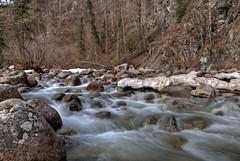 Spring On The Rocks (jack4pics) Tags: alaska spring canyon melt lilsu