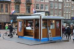 Amsterdam, Frens herring shoppe (Davydutchy) Tags: holland netherlands amsterdam canal capital hauptstadt nederland paysbas niederlande gracht hoofdstad