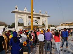 SikhTempleNewDelhi017 (tjabeljan) Tags: india temple sikh newdelhi gaarkeuken sikhtemple gurudwarabanglasahib