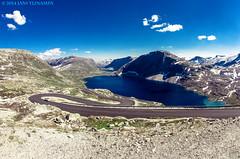 View from Dalsnibba (janiylinampa) Tags: road mountain mountains norway norge geiranger mreogromsdal stranda dalsnibba djupvatnet nibbevegen rundegga djupvassegga