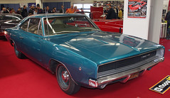 Charger (The Rubberbandman) Tags: auto street school hot car america germany us essen outdoor muscle dream chrome german american pro hotrod techno vehicle beast dodge rod rims coupe charger mag coup musclecar motorshow fahrzeug blower linien classica