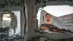 """Palestinians battle Israel to bury their sons """"We have always demanded the release of Palestinian political prisoners; it is hard to imagine that we are now forced to demand the release of Palestinian corpses too,"""" muttered Khaled Manasra, the father of H (Palreports) Tags: israel palestine occupation"""