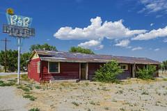 abandoned motel (philippe*) Tags: abandoned motel wyoming