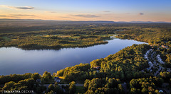 Flying Over Lake Lonely (Samantha Decker) Tags: ny newyork upstate saratogasprings aerial helicopter lakelonely canonef24105mmf4lisusm canoneos6d samanthadecker