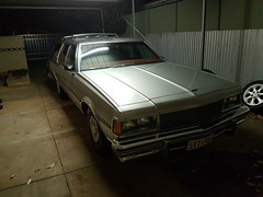 1978 Chevrolet Caprice RHD Wagon - Converted to Hearse (RS 1990) Tags: chevrolet car wagon ebay conversion australia 1978 southaustralia hearse stationwagon caprice rhd