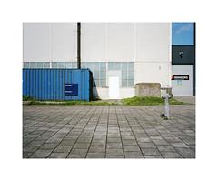 ** (ha*voc) Tags: urban 120 film amsterdam mediumformat rangefinder 6x7 urbanfragments 65mm mamiya7ii urbanabstraction lomo800