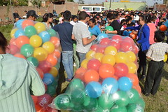 28 Abril 2016. Caravana da del nio en Tepontla. (Gobierno de Cholula) Tags: pelotas cholula puebla tepontla caravanadadelnio