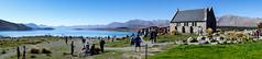 Church of the Good Shepherd - Lake Tekapo (ibikenz) Tags: panorama southisland otago laketekapo tekapo northotago rx100 maadicup sonycybershotdscrx100 maadi2016