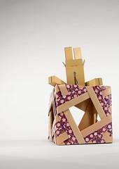 orig..anbo (fatemi_entrare) Tags: origami danbo sb800 nikkor35 sbr200 danboard d800e nikond800e