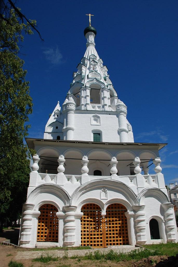 фото: Церковь Гурия, Самона и Авива Рождественского прихода