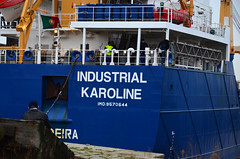 Ships of the Mersey - Industrial Karoline (sab89) Tags: sea water port liverpool docks manchester canal industrial ship ships terminal cargo estuary birkenhead oil tug shipping tugs carrier mersey tanker chemical wirral tankers bulk karoline runcorn smit seaforth stanlow