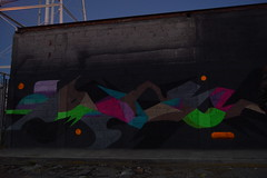 Cosmos (S.U.F.R.E) Tags: streetart wall pared graffiti foto cosmos pinta