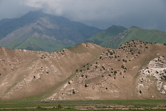 On the way to Osh (Michal Pawelczyk) Tags: trip holiday mountains bike bicycle june nikon asia flickr aim centralasia pamir gory wakacje 2015 czerwiec azja d80 pamirhighway azjasrodkowa azjacentralna