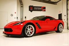 c7_z06_z07_esoteric_326 (Esoteric Auto Detail) Tags: corvette esoteric z06 detailing hre c7 torchred akrapovic p101 suntek z07 gyeon paintprotectionfilm paintcorrection bestlookingcorvette z06images