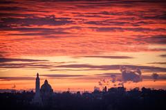 50 nuances d'orange... (Gilderic Photography) Tags: city canon cityscape belgium belgique belgie liege ville 500d gilderic