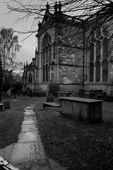St Mary's Church, Warwick (tabulator_1) Tags: blackwhite churches warwick warwickshire