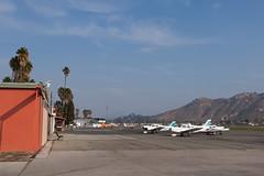 Flabob Airport overview (jbp274) Tags: buildings airport airplanes rir windsock krir flabob
