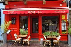 Dinan, centre historique, Bretagne, France (jlfaurie) Tags: france bretagne britanny citycenter centrohistorico dinan mechas bretaña fracia 112015 jlfaurie jlfr mpmdf