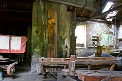Ruins (jk-photos) Tags: apple austria aperture nikon fabrik highcontrast ruine gaming niedersterreich kuk d800 kaputt 19jahrhundert kienberg oldtpperfoundry