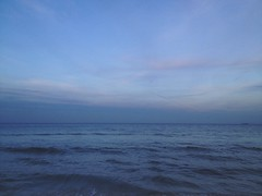 Eternity begins and ends with the oceans tides. (Anwaross) Tags: ocean sky art beach water clouds landscape photography coast seaside mine outdoor wave shore sousse
