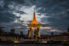 King Sihanouks Memorial (naomipics) Tags: matchpointwinner mpt489