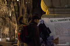 2016_01_13_Apoyo a los refugiados_Tono Carbajo_02 (Fotomovimiento) Tags: barcelona familia sagrada siria concentracion refugiados fronteras fotomovimiento