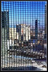 KindaSquare (Geo_grafics) Tags: city vegas reflection building glass skyscraper buildings nikon lasvegas nevada strip citycenter avia 15challengeswinner challengegamewinner vegasbnr