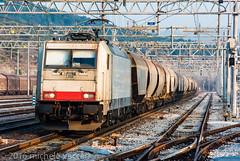 483 025 (atropo8) Tags: train nikon merci zug cargo treno freight mri monfalcone opicina rovigo cereali d810 sistemiterritoriali 483025